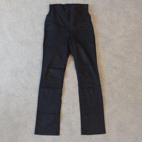 Spodnie ciążowe H&M czarne r.M 38
