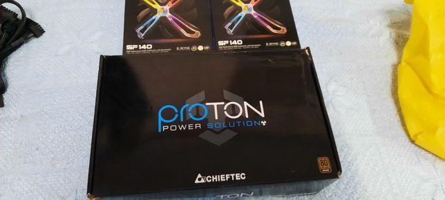 БП chieftec proton 850w.