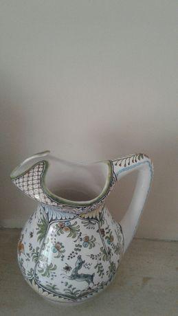Jarro cerâmica sec VII