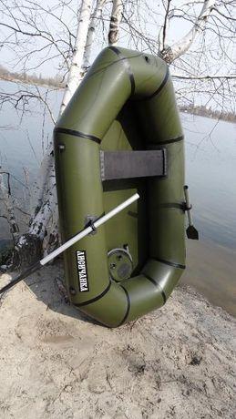 Надувная лодка из ПВХ Лисичанка. Новая, цена с доставкой. Заводская.
