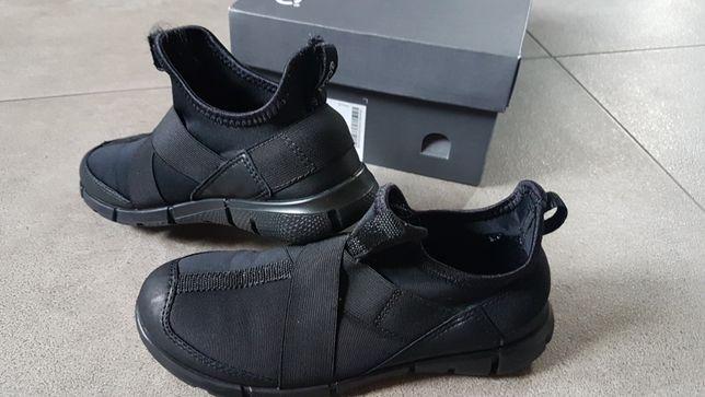 Ecco INTRINSIC SNEAKER black buty Rozm. 30 czarne