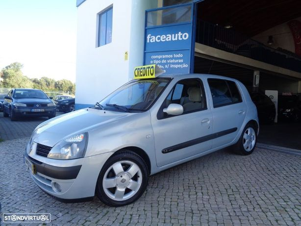 Renault Clio 1.4 16V Privilège Aut.