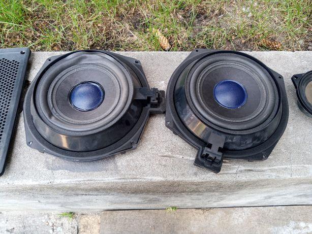 Głośniki oryginalne z BMW E90