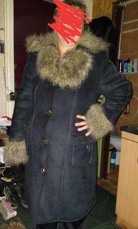 Зимова дублянка/дублёнка