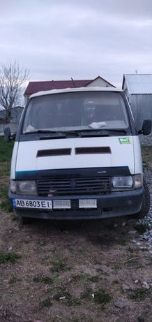 Газель 33021 1999