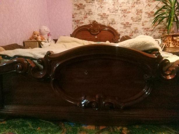 Кровать из спального гарнитура