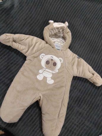 Зимовий комбінезон для немовляти для хлопчиків та дівчаток