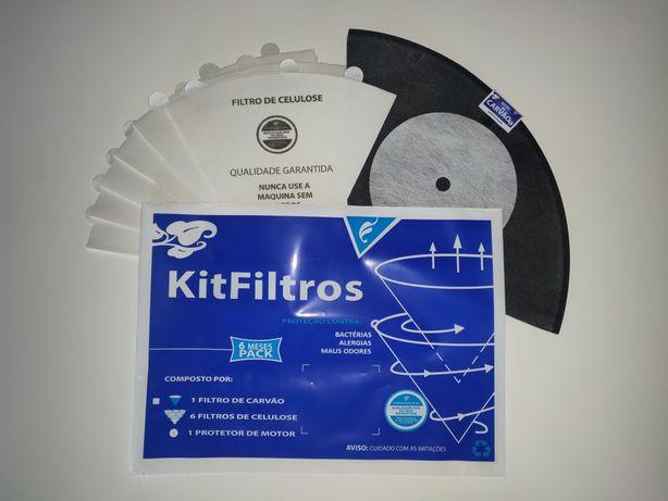 Filtros para a Filterqueen
