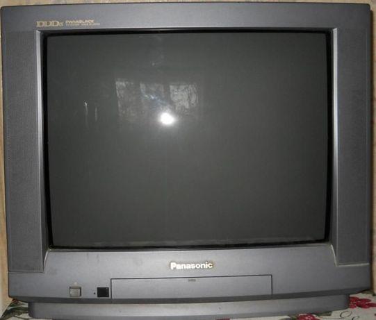 Телевизор Panasonic DDD альфа с диагональю 54 см или 21 дюйм.