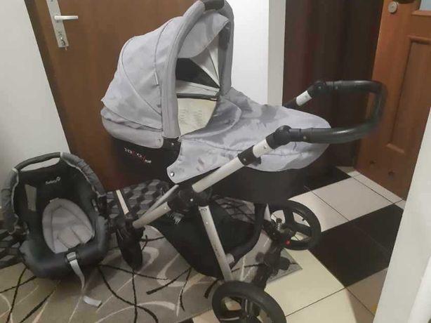 Wózek 2w1 Bebetto Nico plus