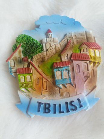 Tibilisi Gruzja magnes nowy