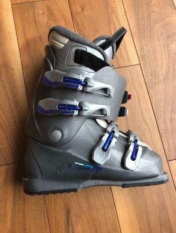 Buty narciarskie Salomon Performa kolor szary wkładka 25-25,5 cm