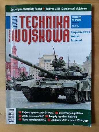 Nowa Technika Wojskowa - Nr 6/2010