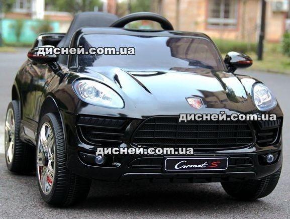 Детский электромобиль Porsche M 3178 EBLR-2 Дитячий електромобiль