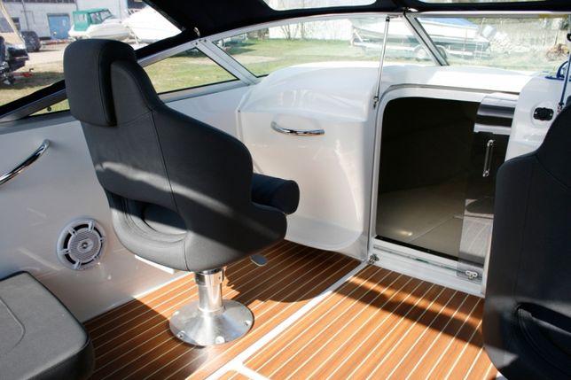 Kabina - Cortina 620 Sport nowa na zamówienie od dealera mboats