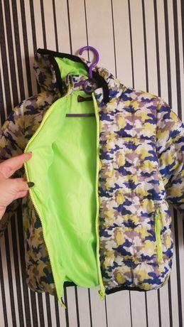 Куртка курточка 128