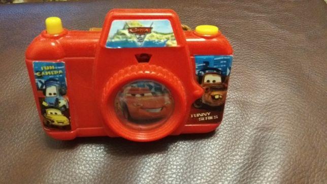 """Игрушка фотоаппарат """"тачки"""""""