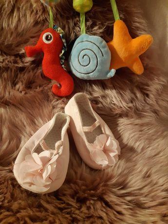 Пинетки, обувь для грудничка