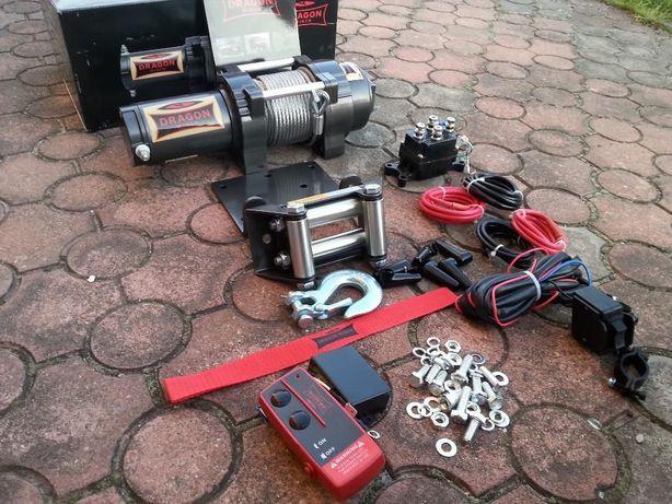 Wyciągarka, wciągarka Dragon Winch DWH 3000 HD 12V 1326/2652kg