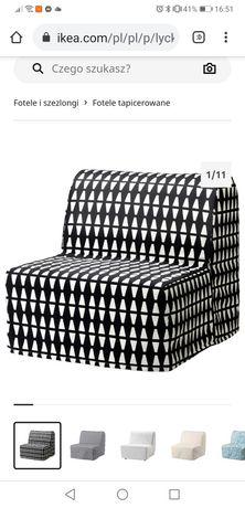 Sofa, kanapa, fotel rozkładany Ikea