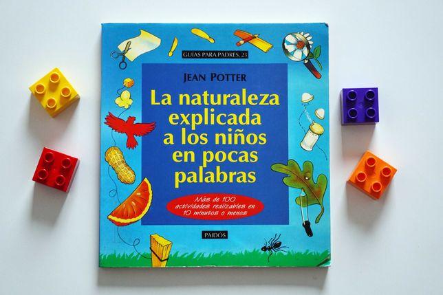 La naturaleza explicada a los niños en pocas palabras