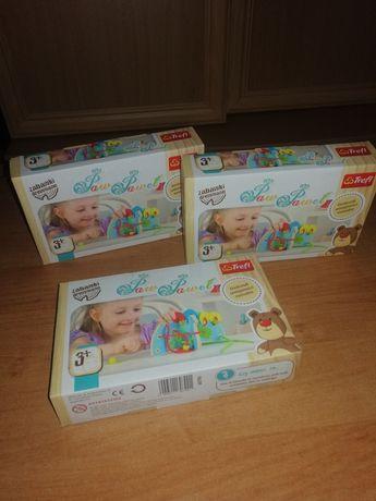 Trefl zabawki drewniane