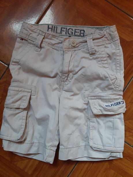 Spodenki TOMMY HILFIGER rozm. 104/110 4 lata spodnie