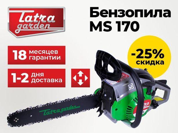 Бензопилы | Продажа бензиновых пол Tatra Garden MS 170