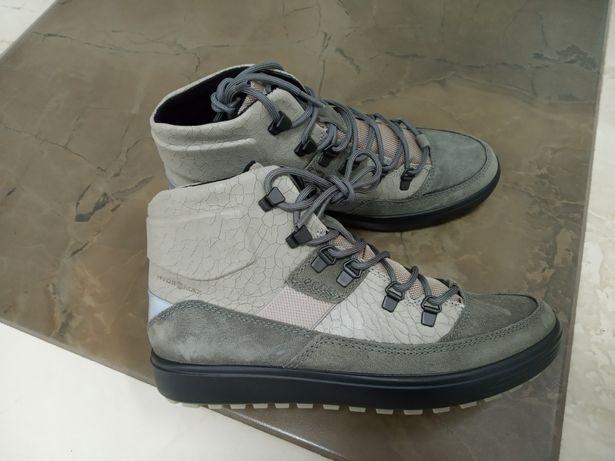 Ботинки черевики Ecco, HydroMax, р.37
