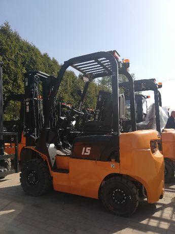 Wózek widłowy chiński, nowy HC HANGCHA CPQD15N-RW21-Y niska cena