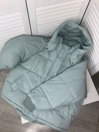Куртка пуховик пуфер