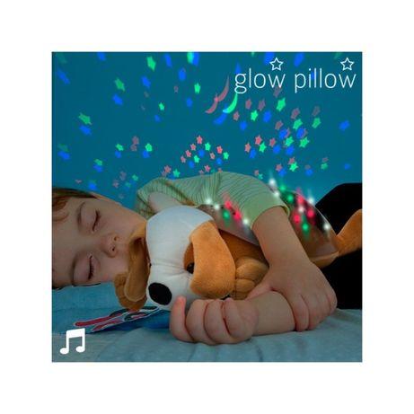 Projektor LED Puppy Glow Pillow z dźwiękiem