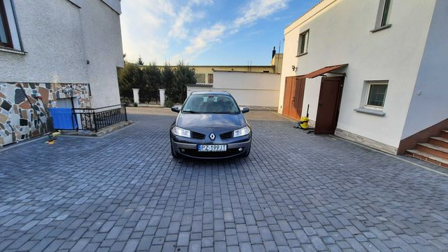 Renault Megane 2 2008 rok