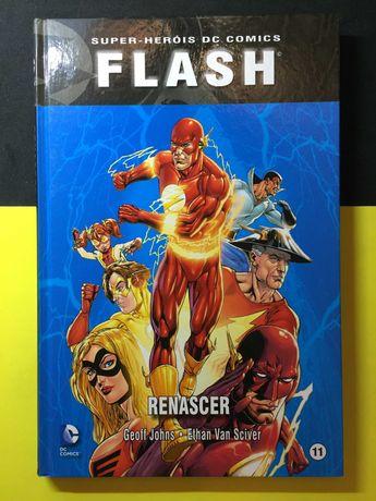 Super-Heróis DC Comics - Flash, Renascer (Portes CTT Grátis)