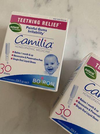 BOIRON Camilia для прорезывания зубов