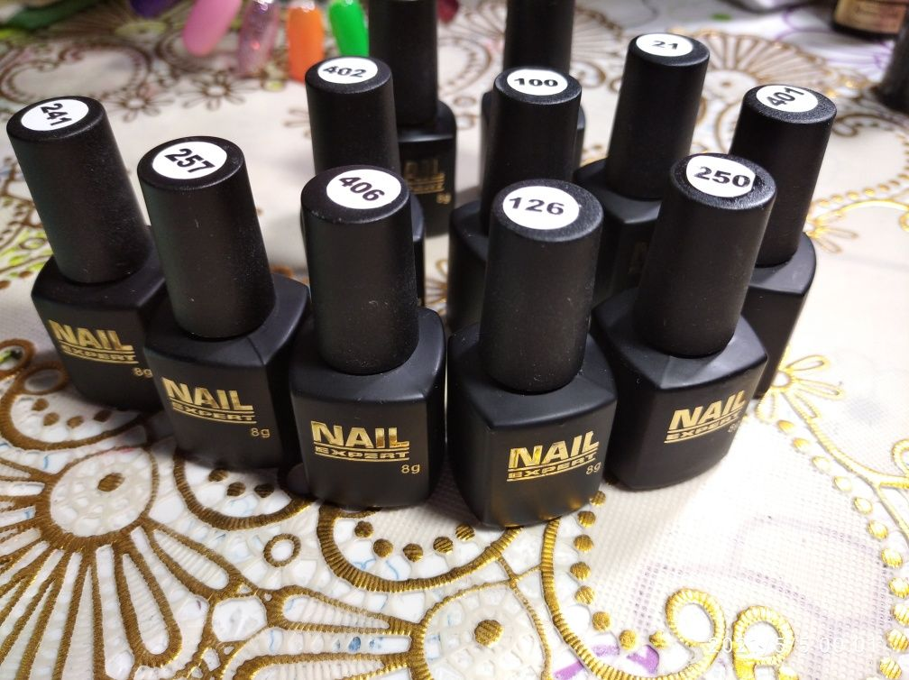 Продам гель лак  Nail Expert