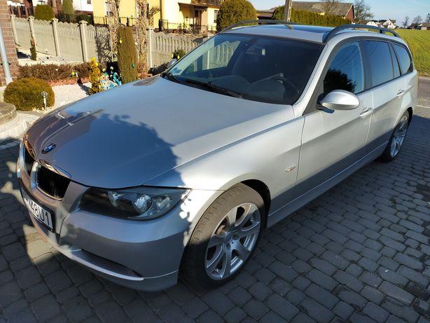 Bmw e91 Touring Zamiana