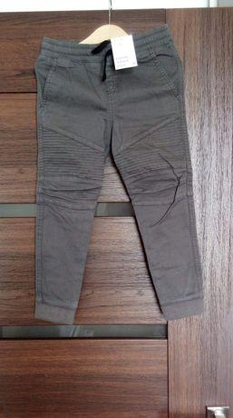 Nowe spodnie chłopięce H&M rozm. 110