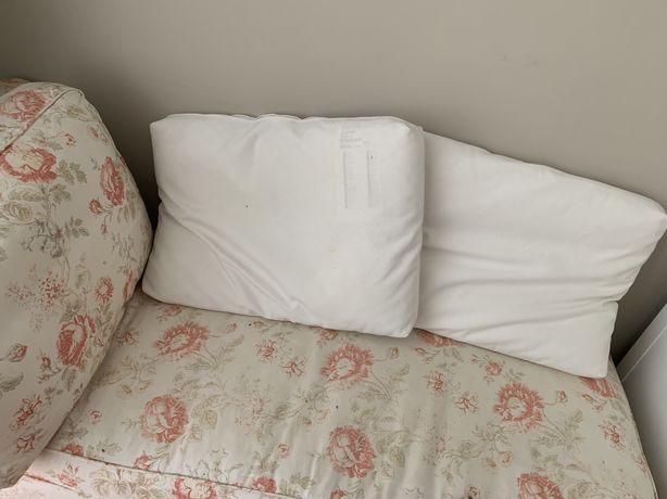 Sofa pena de ganso