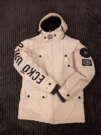 Лижна стильна демосезонна куртка
