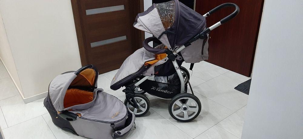 Wózek dziecięcy X-lander Rocky 2w1 Bydgoszcz - image 1