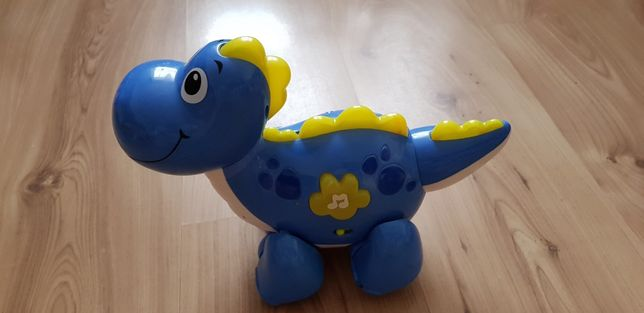 Dinozaurek zabawka