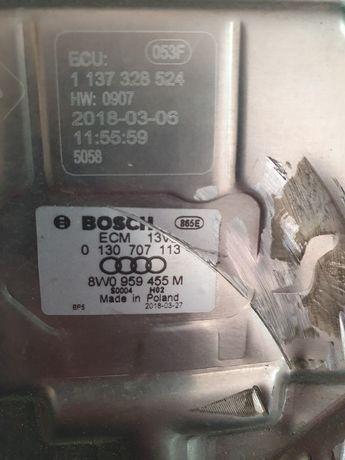 Продам мотор вентилятора , вентилятор, audi a4 b9.  8w0959455m