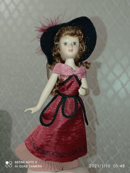 Кукла фарфоровая Херсон - изображение 1