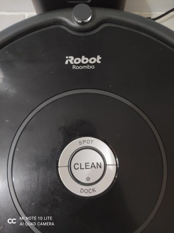Irobot 606 aspirador