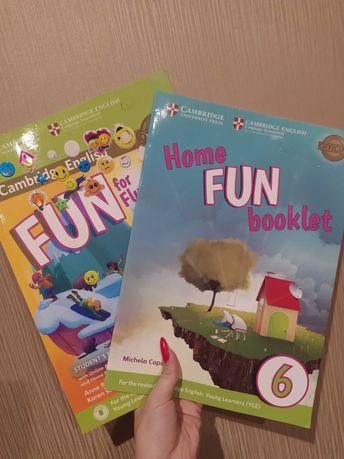 Продам учебники Cambridge Fun