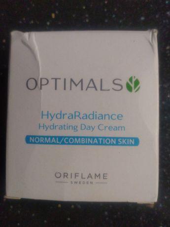 Optimals HydraRadiance Hydrating krem na dzień