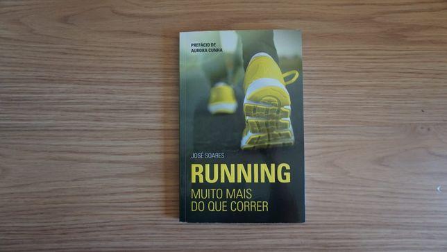 """Livro """"RUNNING Muito Mais do que Correr"""""""