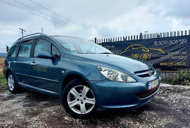 Peugeot#307SW#Klimatronic#Panorama#Doinwestowany#Zamiana#DavCars