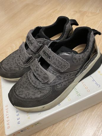 Кроссовки ботинки geox